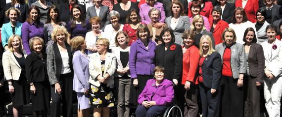 Labour's female MPs