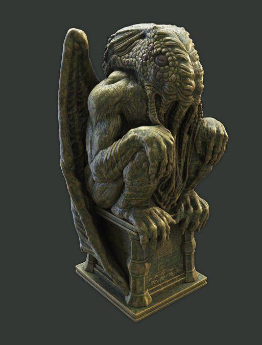 cthulhu-statuette-3d-model-obj-fbx-stl-mtl-3b