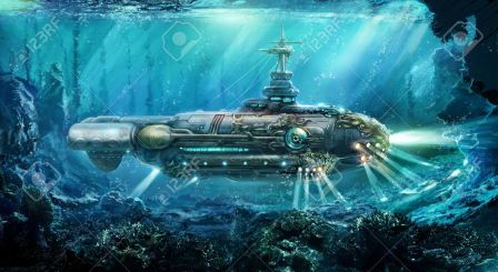56876601-fantastic-submarine-in-sea-concept-art-