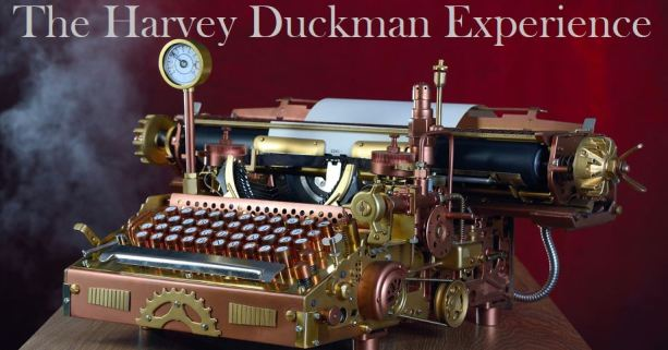 harvey duckman experiance banner