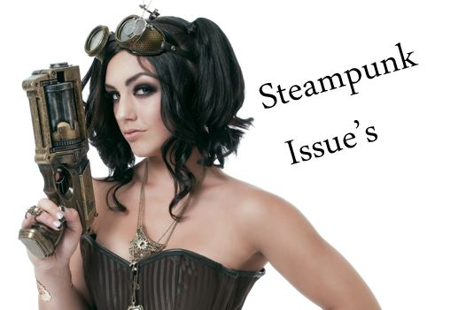 steampunk issues